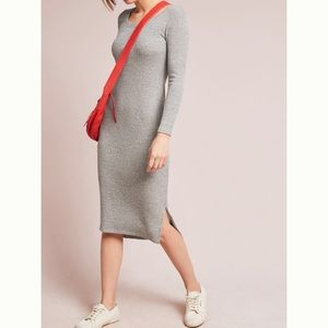 Gertrude Ribbed Dress